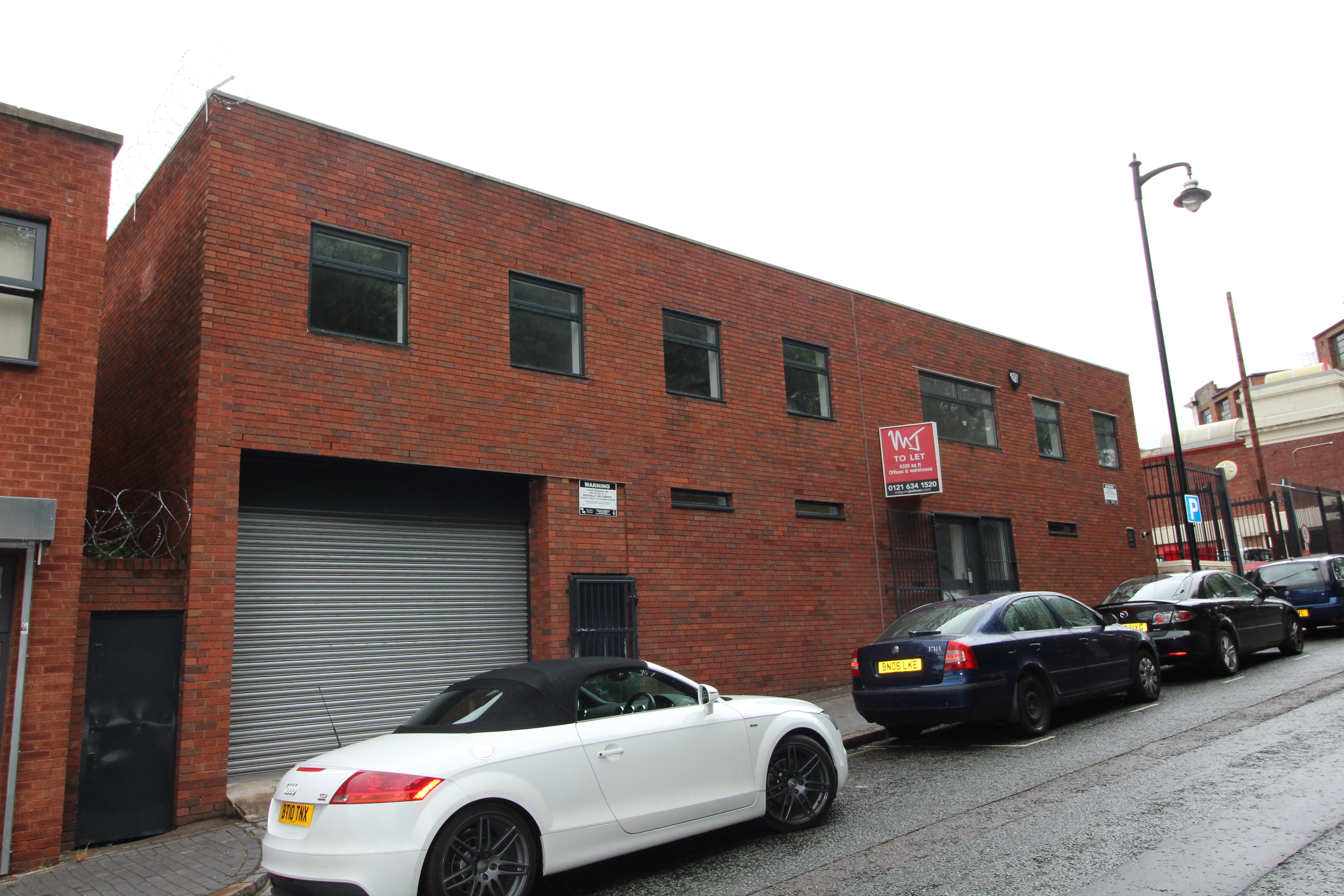 Property to rent or buy - Key Hill, Hockley